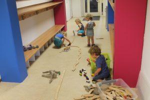 Kinderopvang Bambaloe Groningen Zuid - binnen spelen