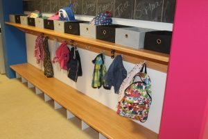 Kinderopvang Bambaloe Groningen Zuid - bakjes kinderen